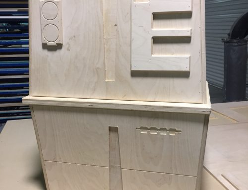 Gonk Droid Build-Off